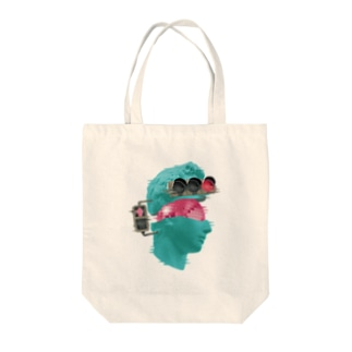 K collage01 Tote bags