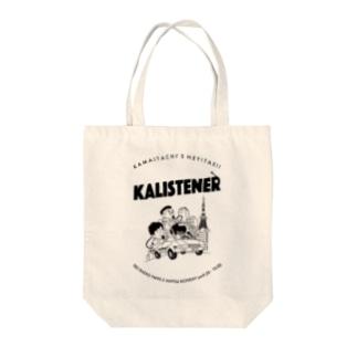 KALISTENER Tote bags