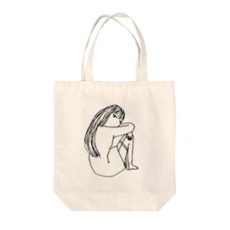 うれい Tote bags
