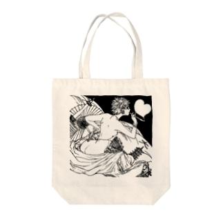 京田さんと京都タワー Tote bags