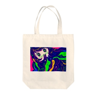 脳内麻薬 Tote bags