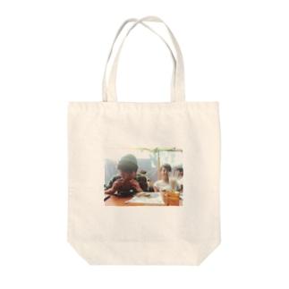 たくちゃん Tote bags