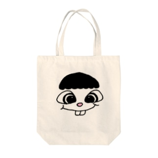 CFA-でっぱ君 Tote bags