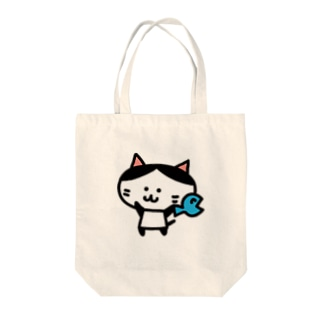 【SALE】マロ(わーい) Tote bags