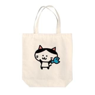マロ(わーい) Tote bags