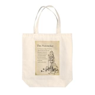 The Nutcracker Tote bags