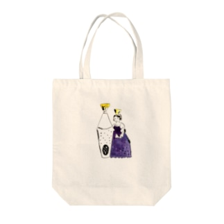 Perfume and doll(香水と人形) Tote Bag
