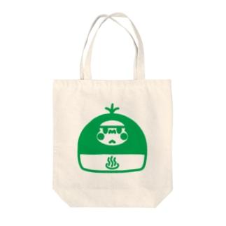 ゴリほっこり1色グッズ Tote bags