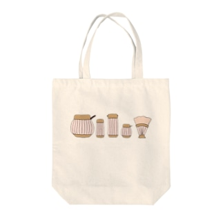 おいしい食卓 Tote bags
