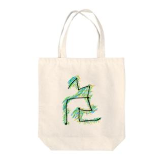 DotLineGa Tote bags