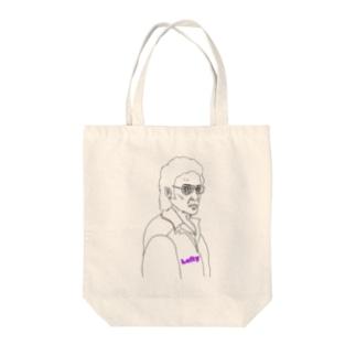 左利き Tote bags