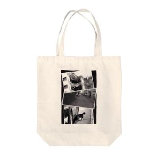 monokuro Tote bags