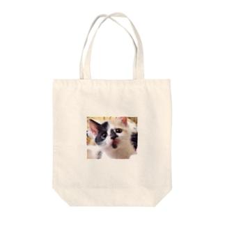 Mimi-chan** Tote bags