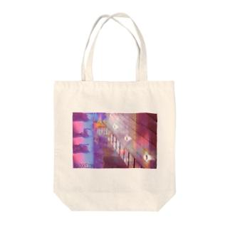 SHINJUKU  Tote bags