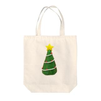 メリークリスマス Tote bags
