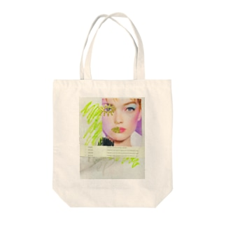 collage no.    【cut line 】 Tote bags
