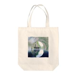 風景柄 Tote bags
