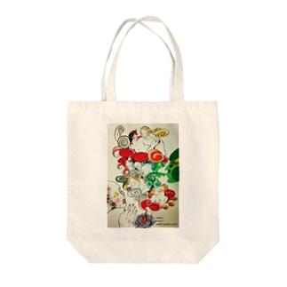お香 Tote bags