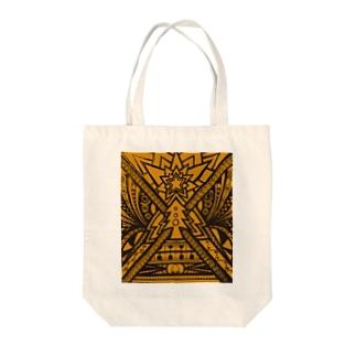 クリスマスナイト Tote bags