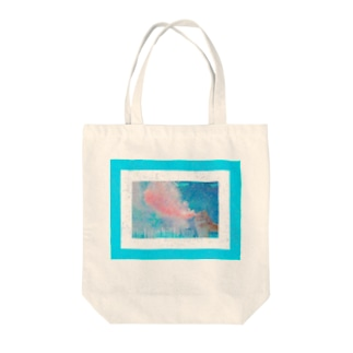 The Ocean Will Be Mine Tote bags