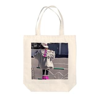 ストリート♥ Tote bags