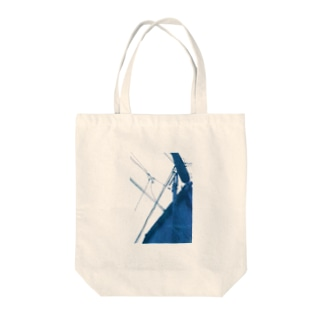 Electric wire* Tote bags
