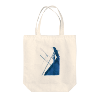 【Noir SHOP】のElectric wire* Tote bags