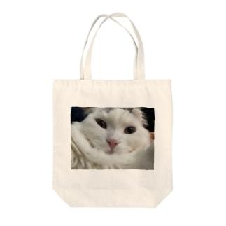 ここ Tote bags