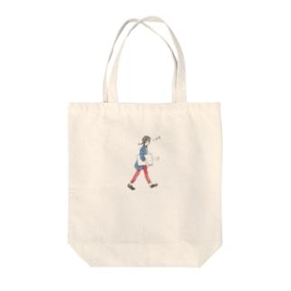 Lala standard Tote bags