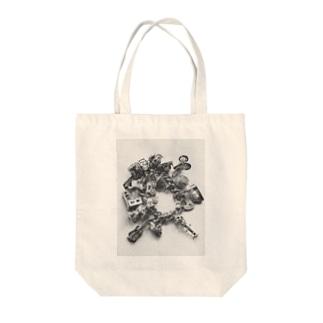 豪華なブレスレット Tote bags