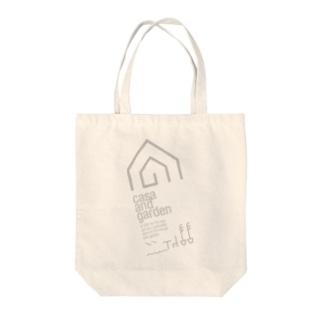 Casa And Garden Goods Tote bags
