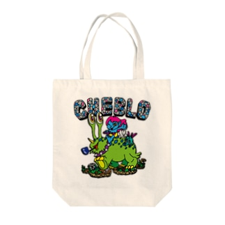 CHEBLO'S Tote bags
