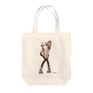 ジュジュさん ~バニースタイル~ Tote bags