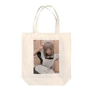 メイドよはちゃん Tote bags