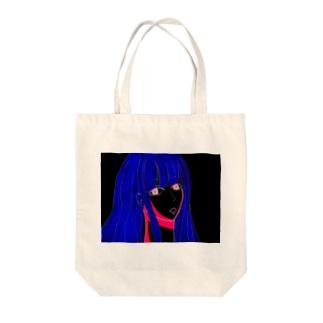 アンドロメダ Tote bags
