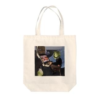 キャベツボーイ Tote bags