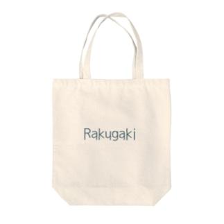 Rakugaki Tote bags