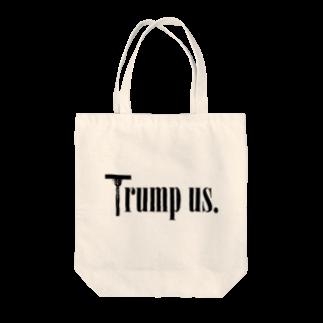 mosmos storeのTrump us. Tote bags