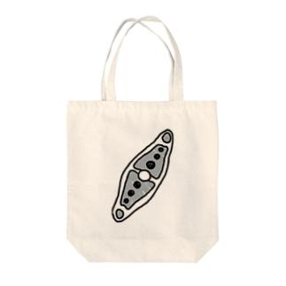 ミカヅキモトート Tote bags
