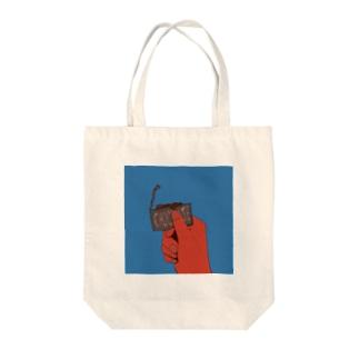 夏のチョコ Tote bags