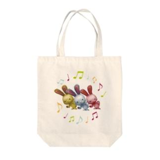 ボーパルバニー ~ダンス~ Tote bags