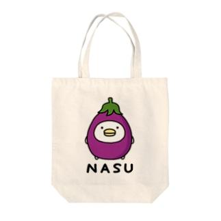 うるせぇトリ(ナス) Tote bags