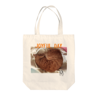 JUICY PICTURES.のJOYFUL DAY Tote bags