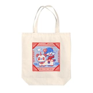 肉まんの夢 Tote bags