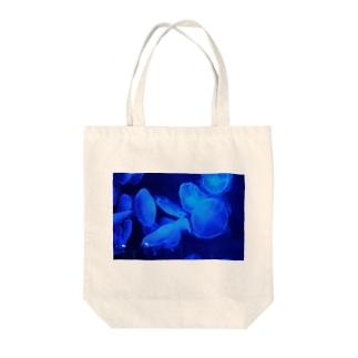 透明 Tote bags