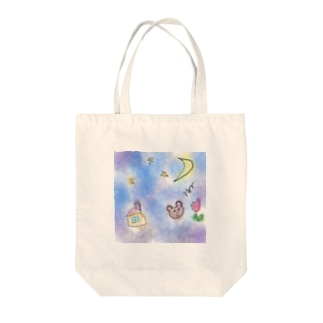 らくがき帳 Tote bags
