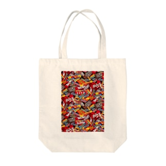candy bars Tote bags