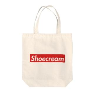 Shoecream(シュークリーム) Tote bags
