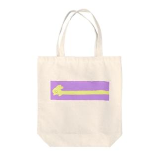 長いうさぎ Tote bags