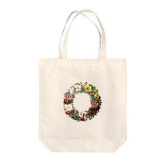 Hana No Wakka Tote bags